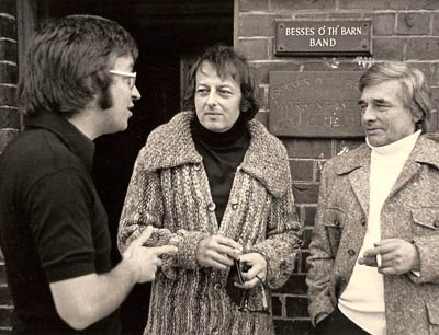 Edward Gregson with André Previn